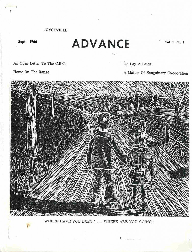 Read more about the article Advance – September 1966