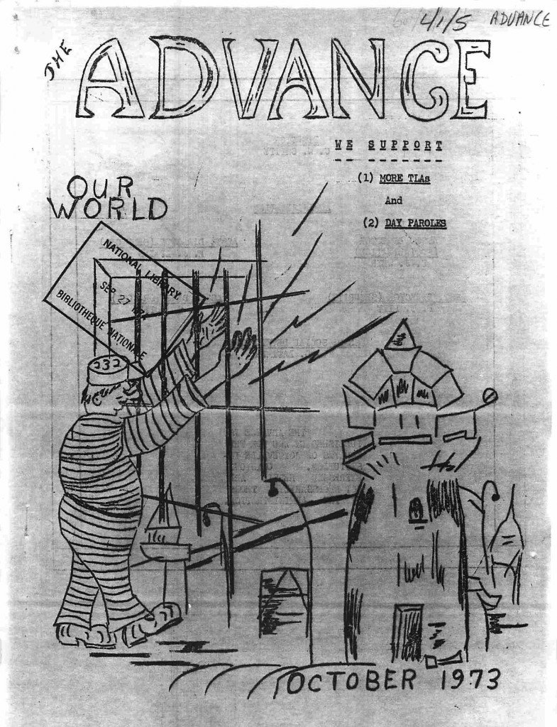 Read more about the article The Advance – October 1973