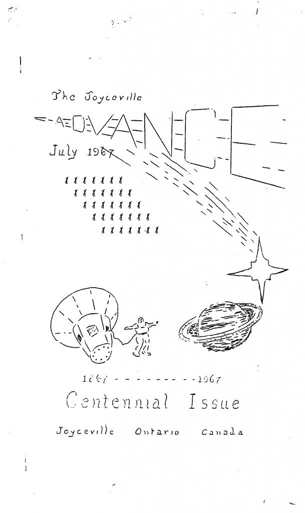 Read more about the article The Advance – July 1967