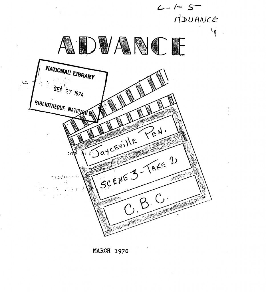 Read more about the article The Advance – March 1970