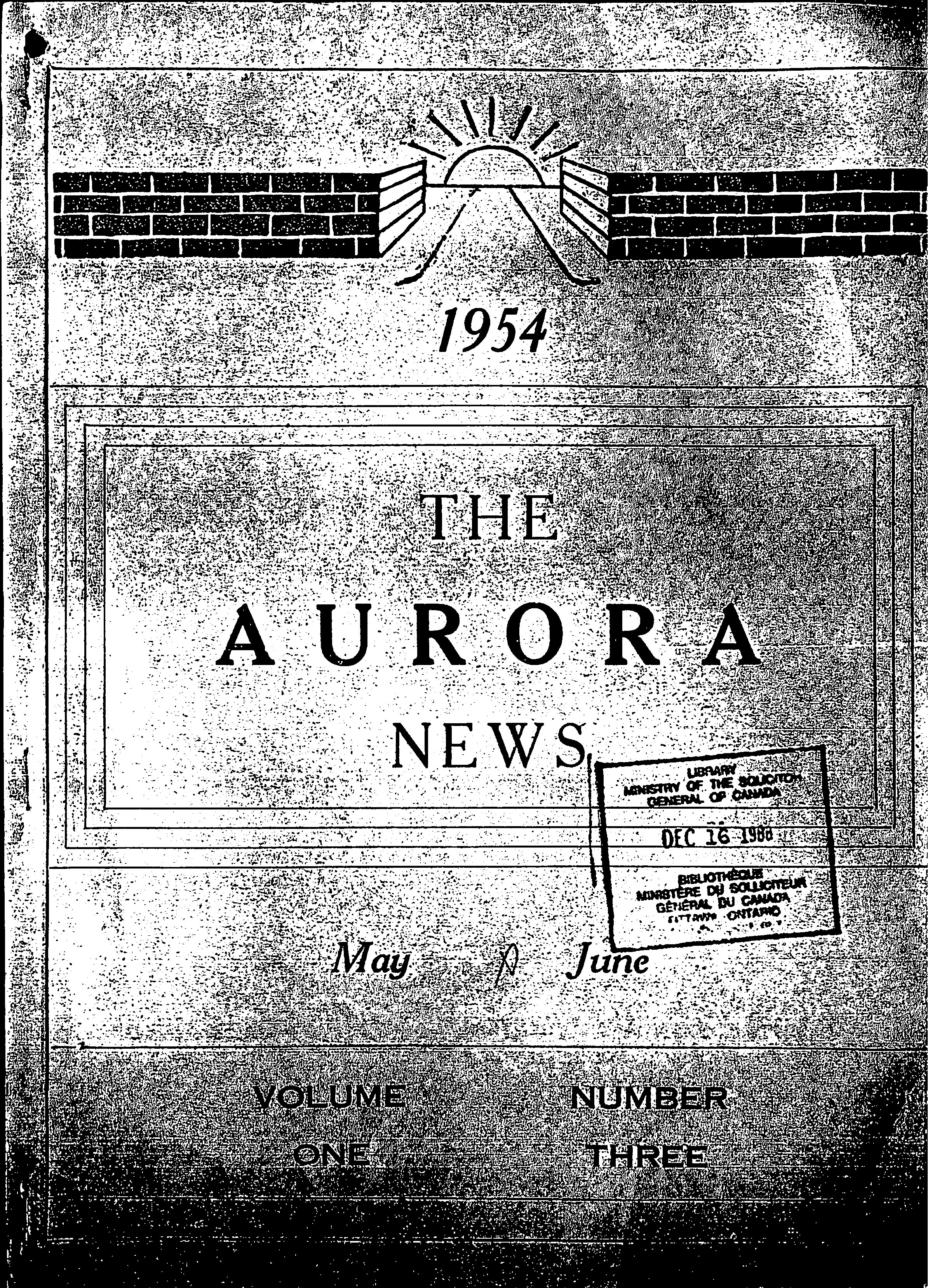 Read more about the article The Aurora News