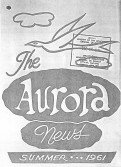 Read more about the article The Aurora News – Summer 1961
