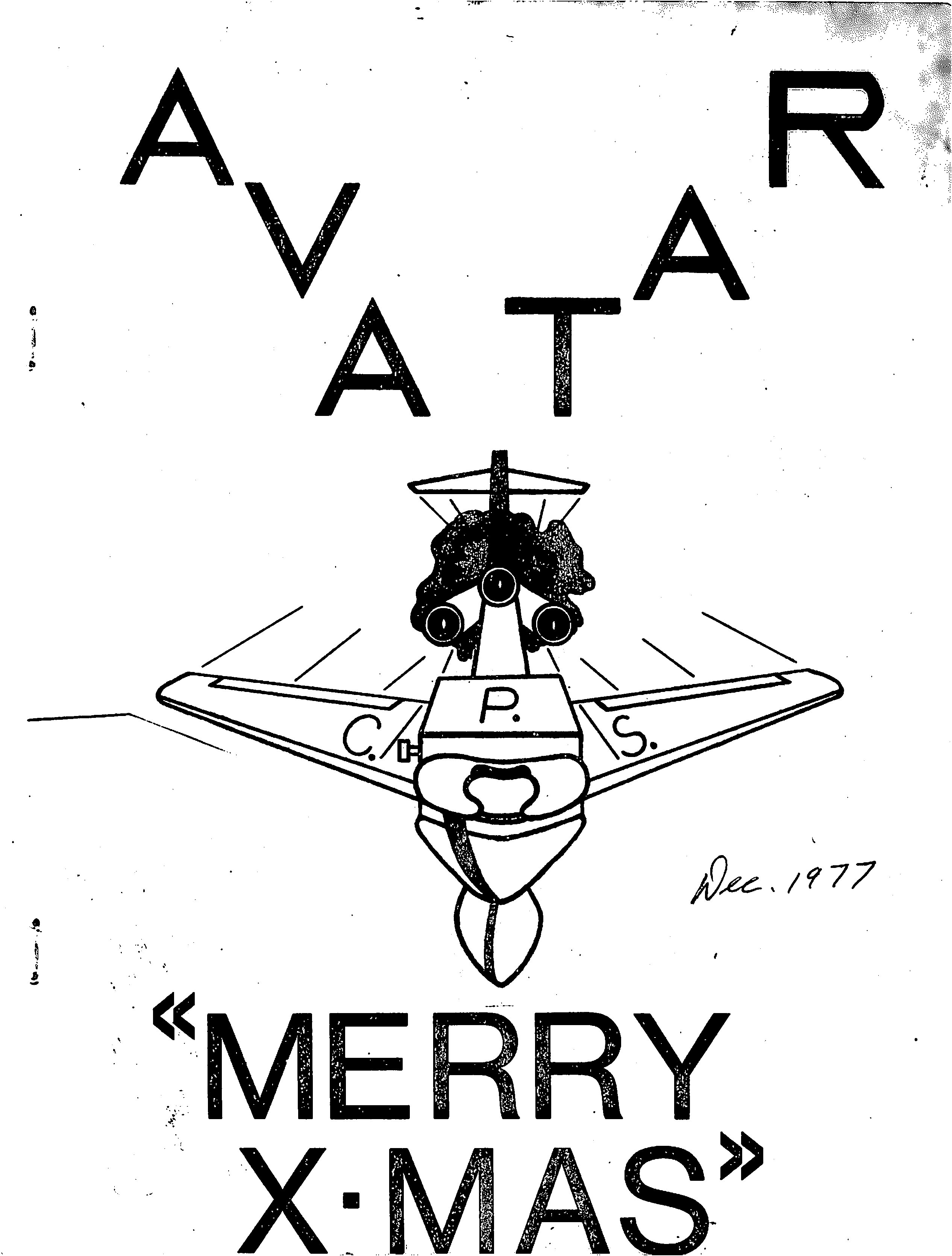 Read more about the article Avatar – December 1977