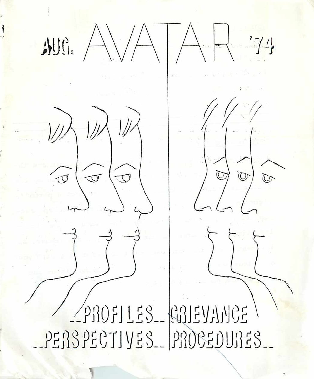 Read more about the article Avatar – August 1974