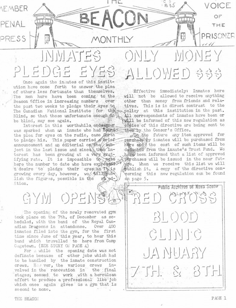 Read more about the article The Beacon Monthly – December 1963