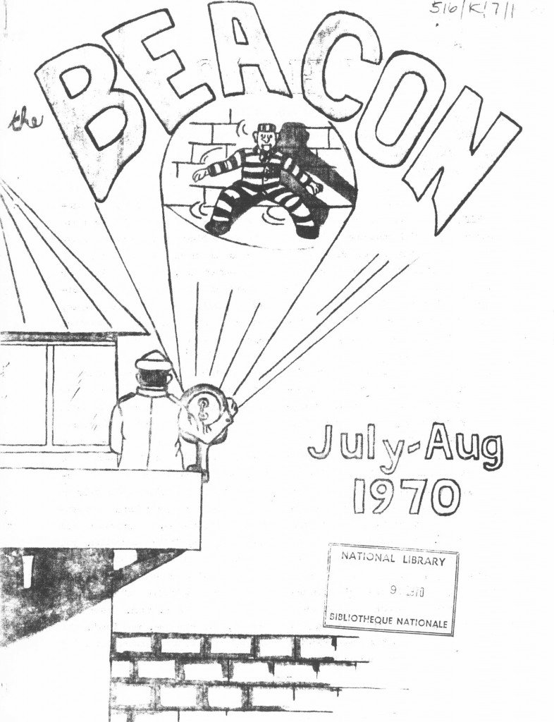 Read more about the article The Beacon Monthly – July/August 1970