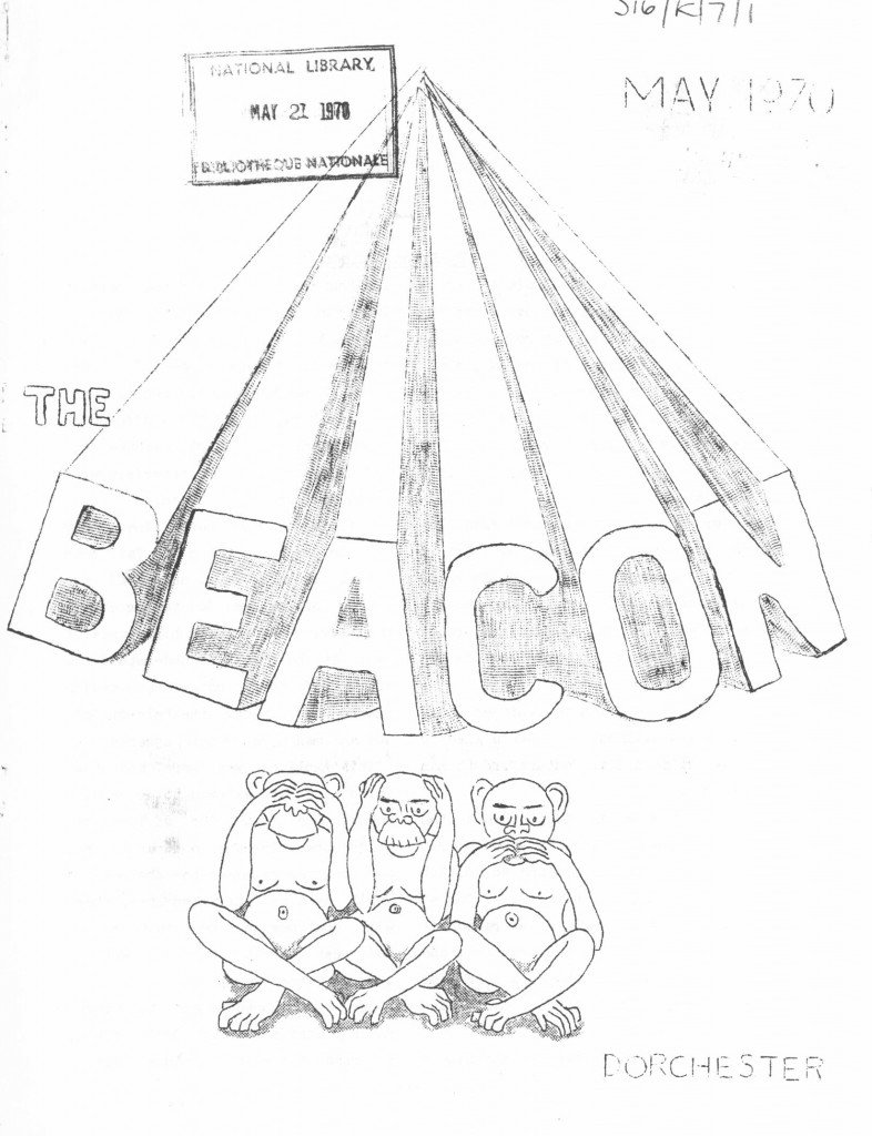Read more about the article The Beacon Monthly – May 1970