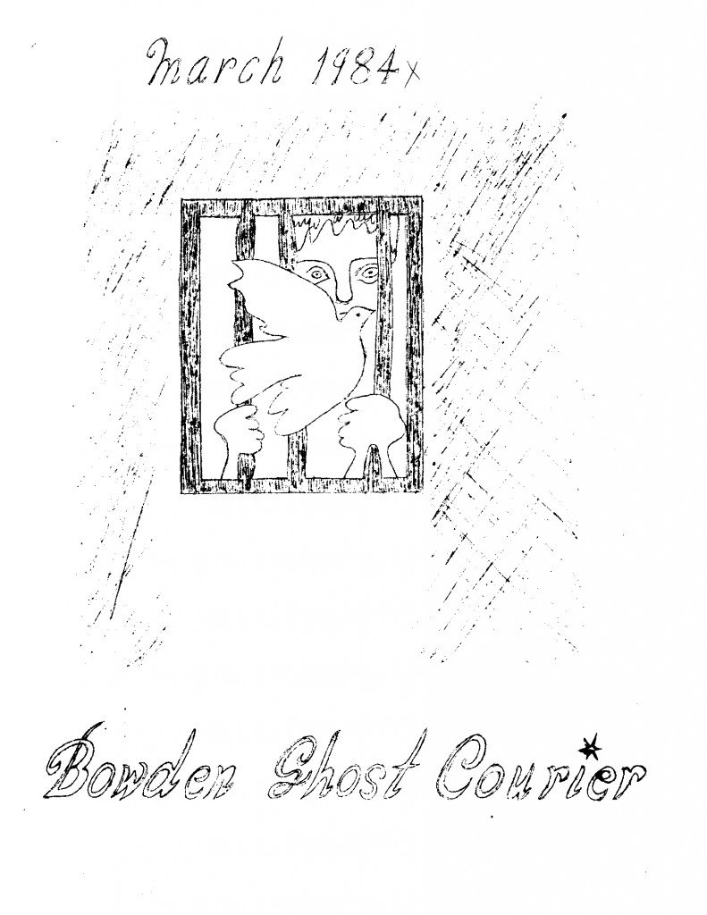 Read more about the article The Bowden Ghost Courier – March 1984