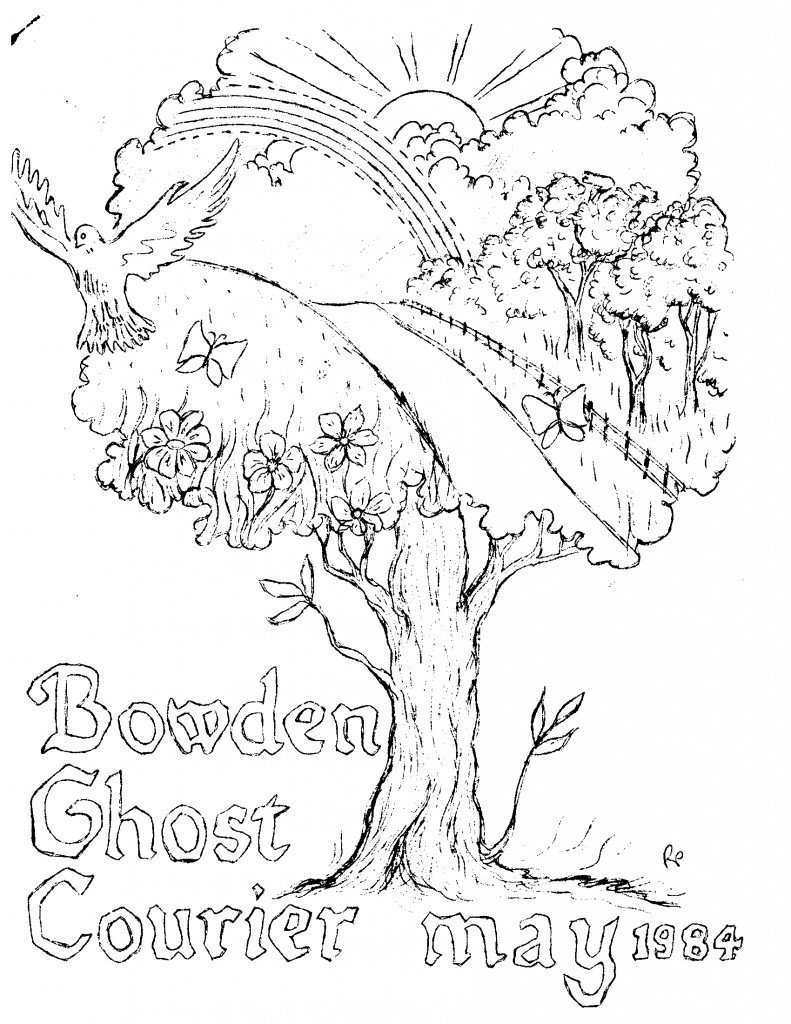 Read more about the article The Bowden Ghost Courier – May 1984