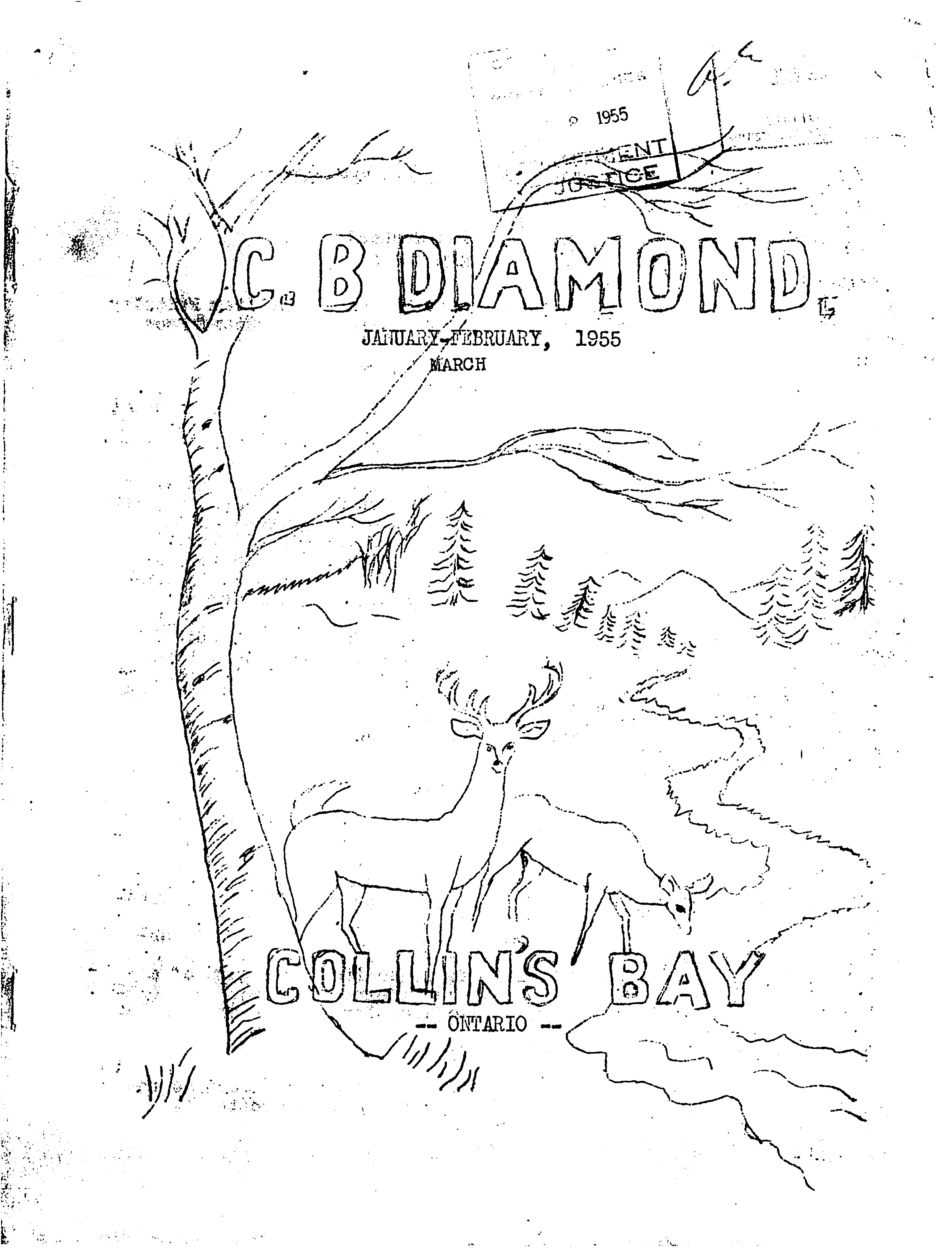 Read more about the article C.B. Diamond – Jan/Feb/Mar 1955