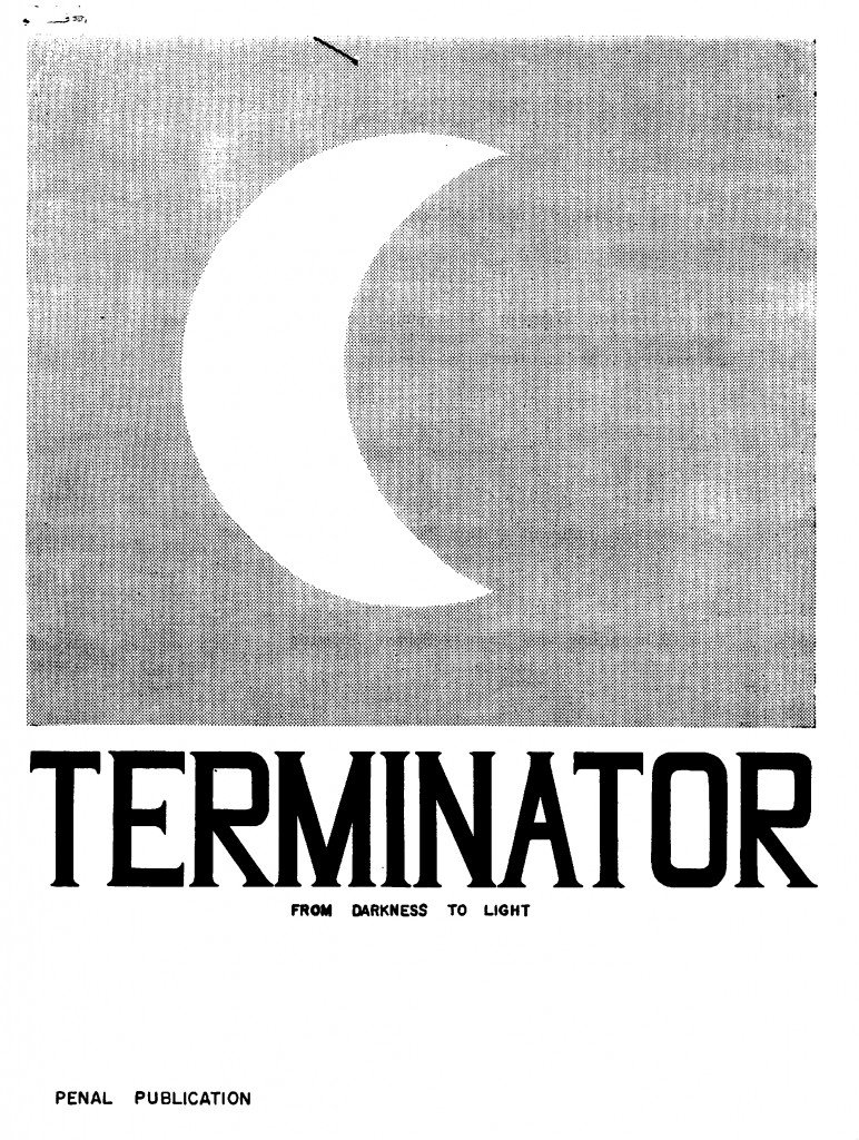 Read more about the article Terminator – July/August 1974