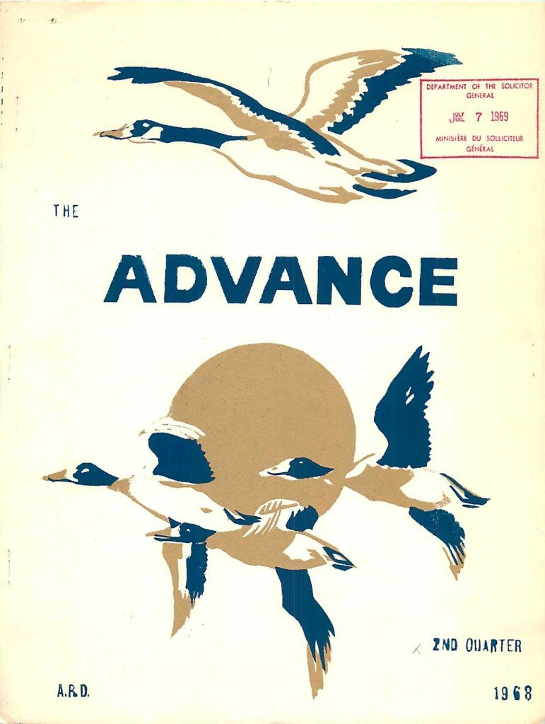 Read more about the article Advance – 2nd Quarter 1968