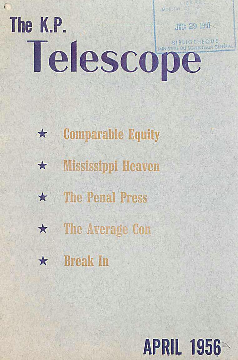 Read more about the article K.P. Telescope