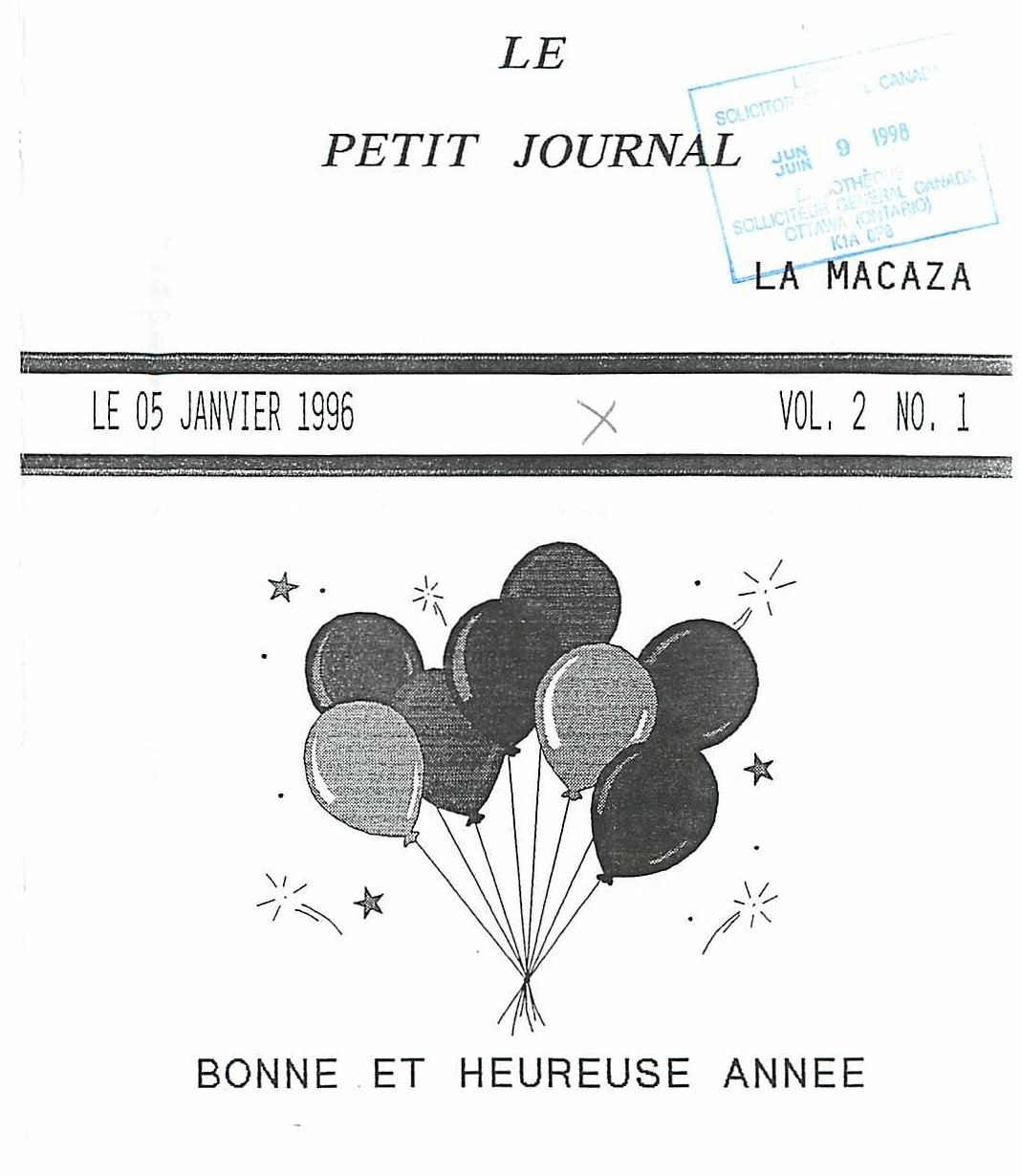 Read more about the article Le Petit Journal