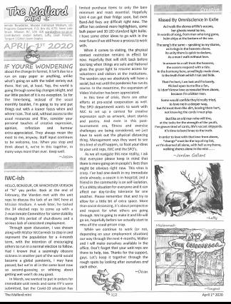 Read more about the article The Mallard (mini)