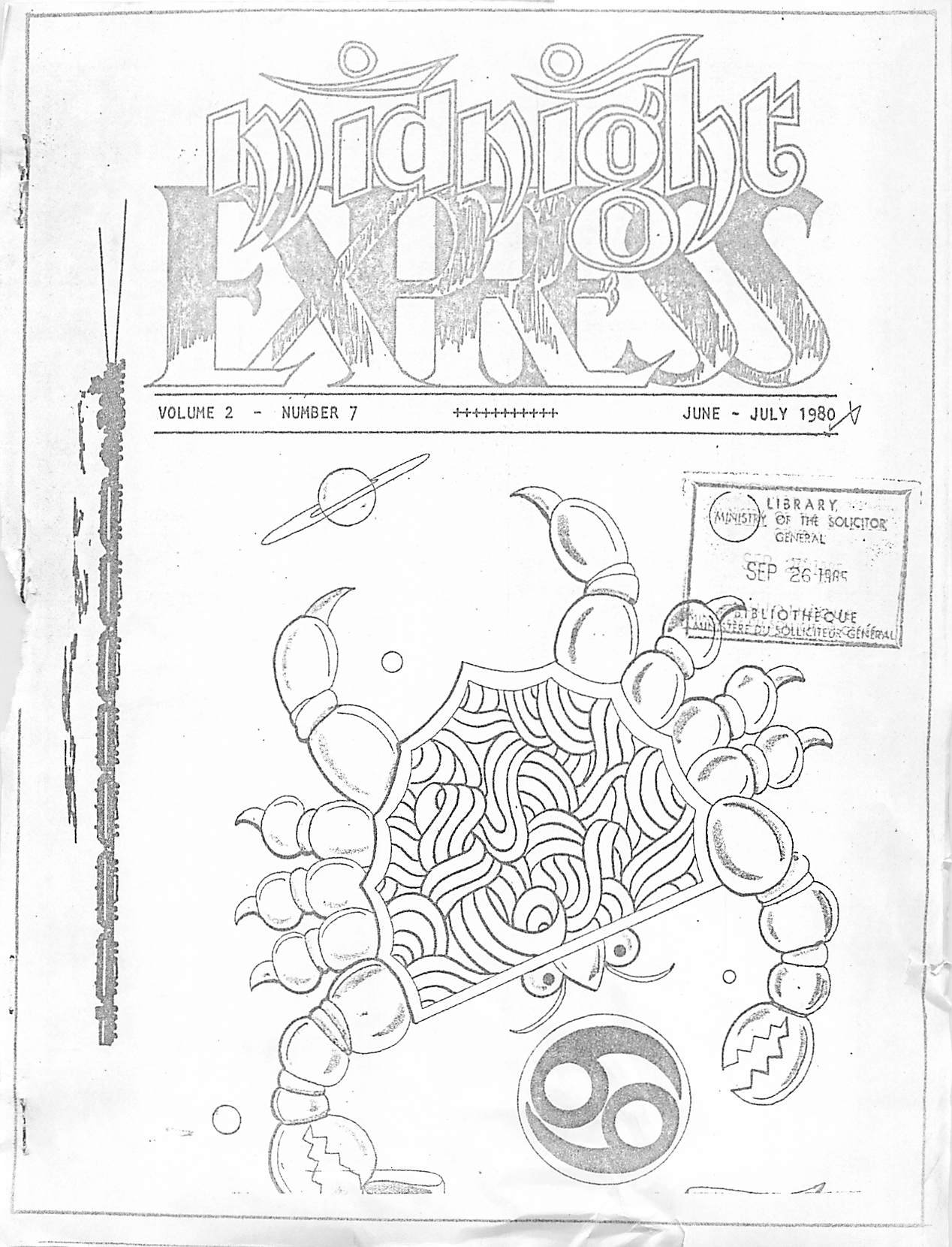 Read more about the article Midnight Express