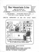 Read more about the article The Mountain Echo – August 1990
