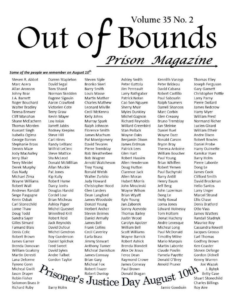 Read more about the article Out of Bounds v.35(2)