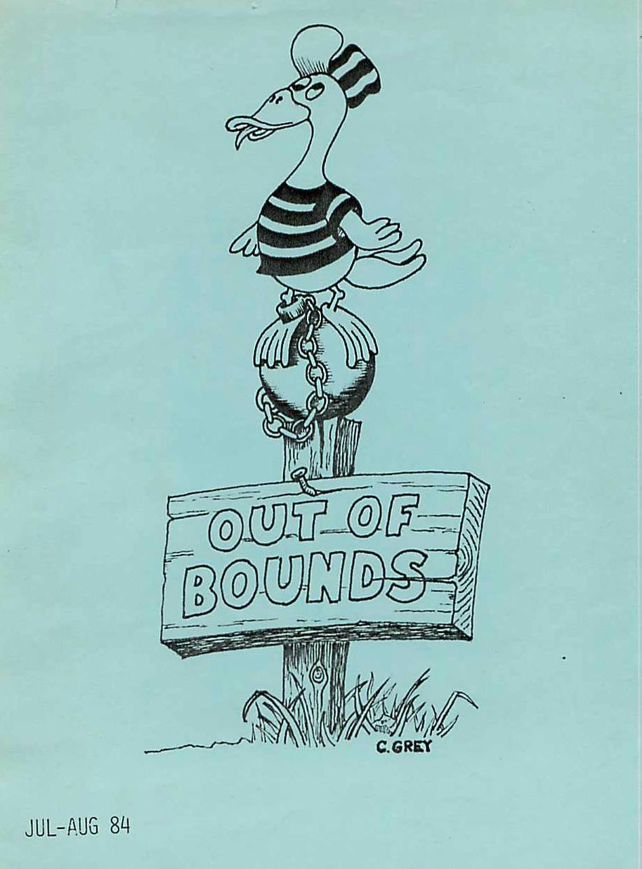 Read more about the article Out of Bounds v.3(9)