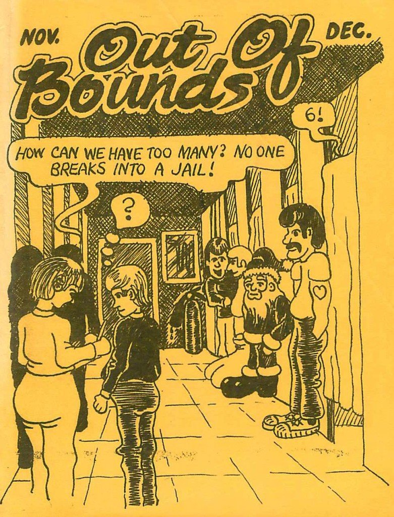 Read more about the article Out of Bounds v.3(11)