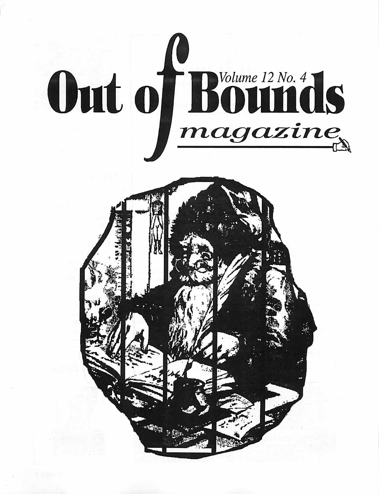 Read more about the article Out Of Bounds v.12(4)
