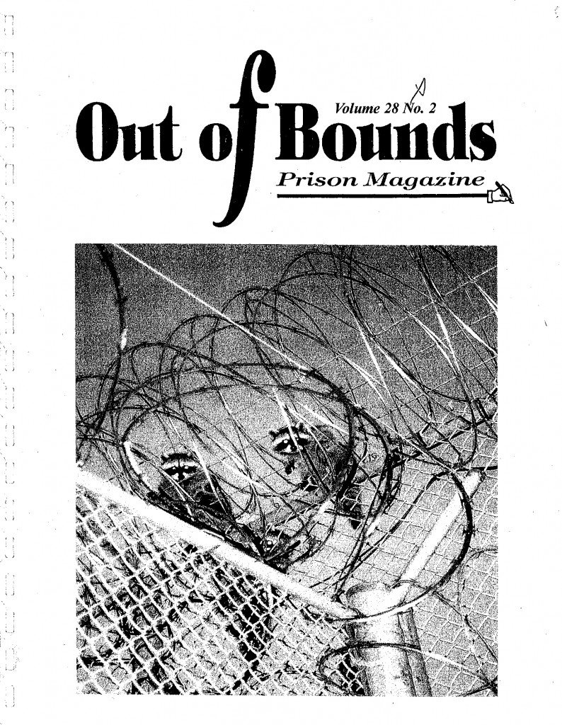 Read more about the article Out of Bounds V28(2)