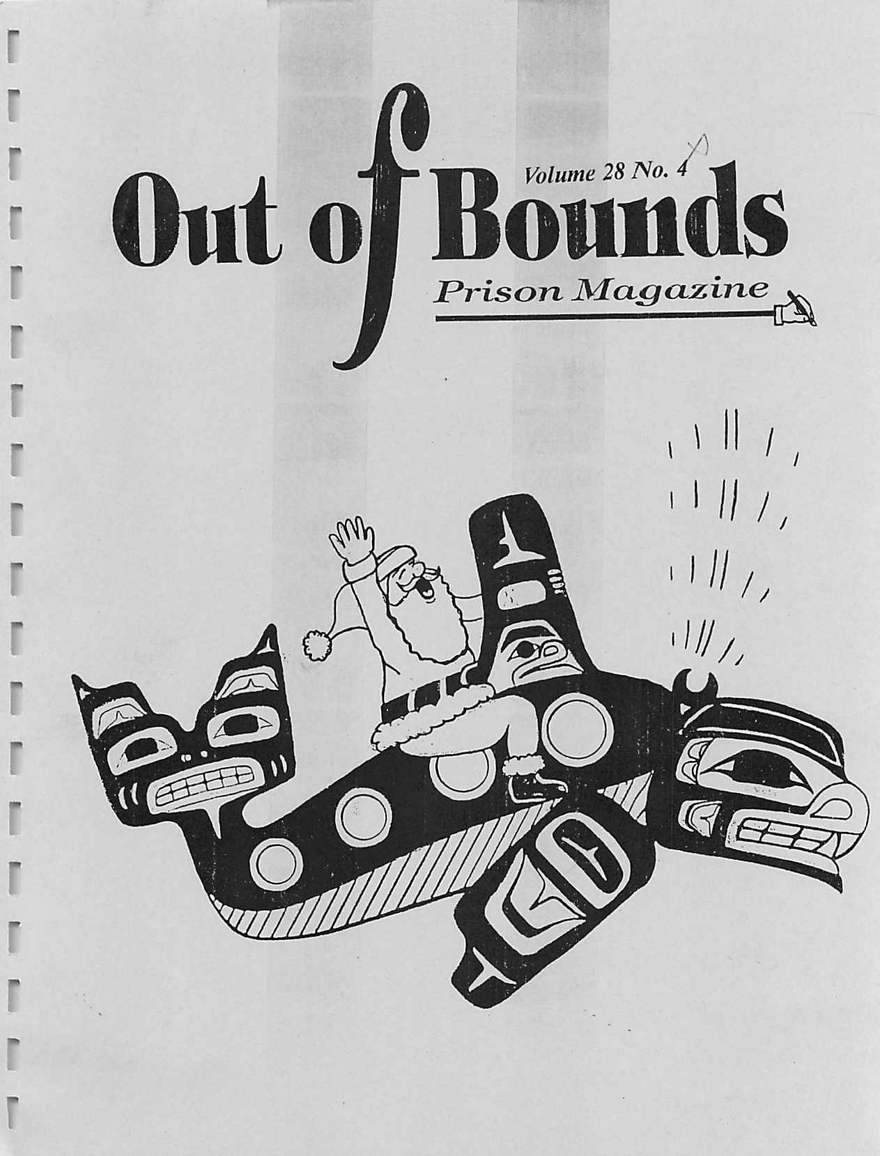 Read more about the article Out Of Bounds V28(4)