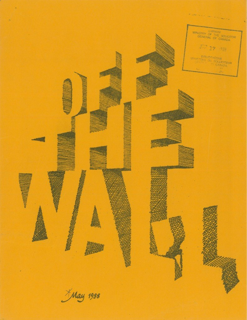 Read more about the article Off The Wall