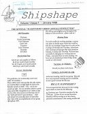 Read more about the article Shipshape