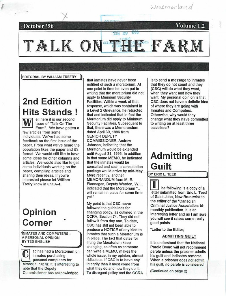 Read more about the article Talk On The Farm