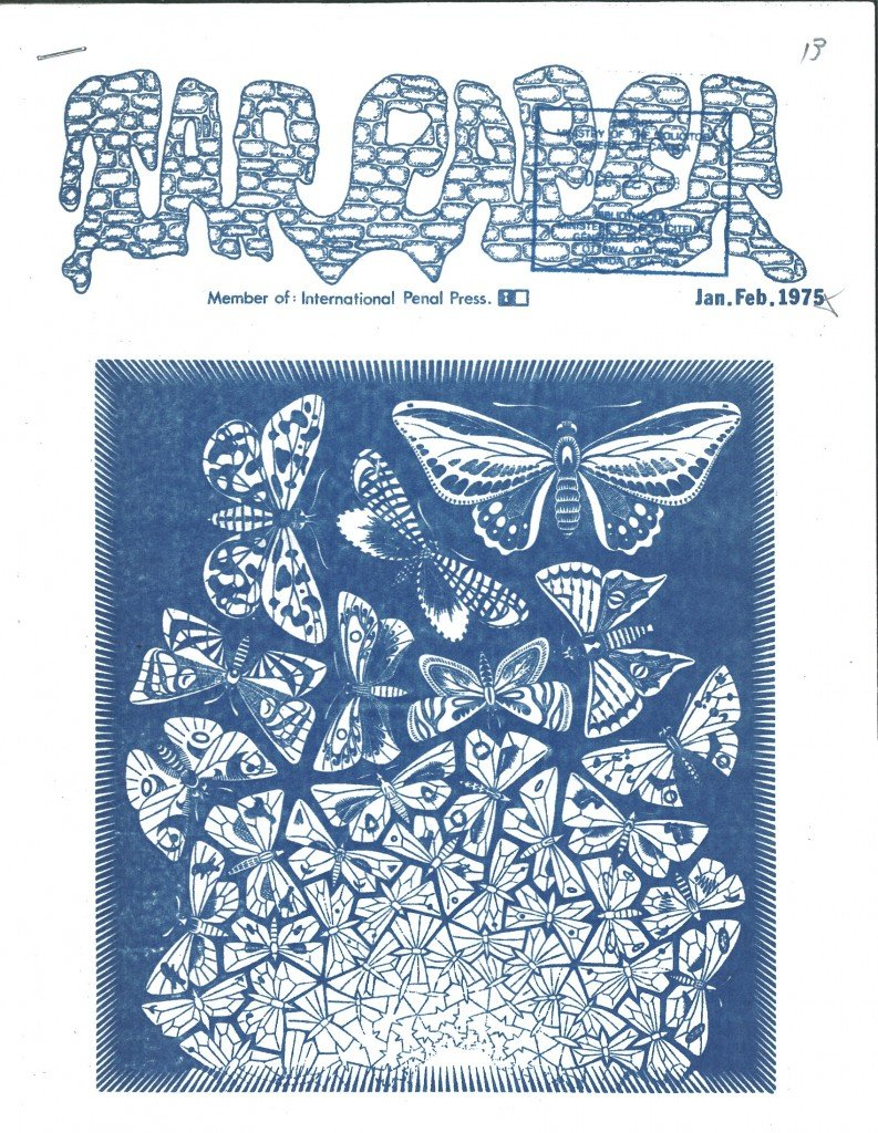 Read more about the article Tarpaper – Jan/Feb 1975