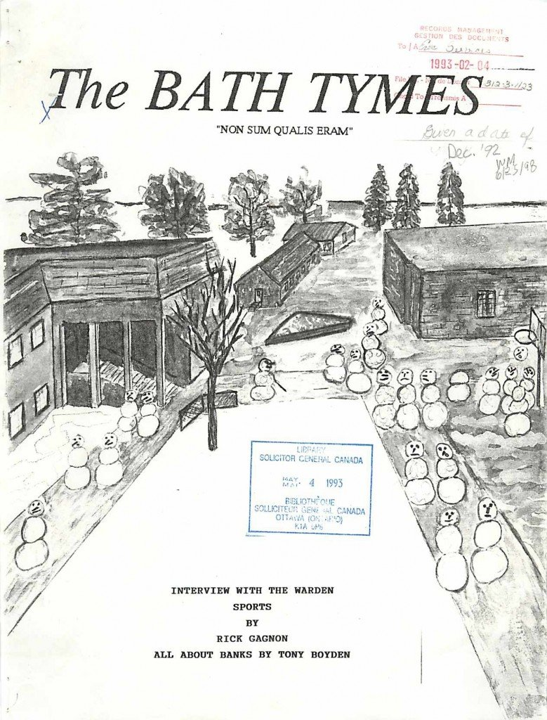 Read more about the article The Bath Tymes