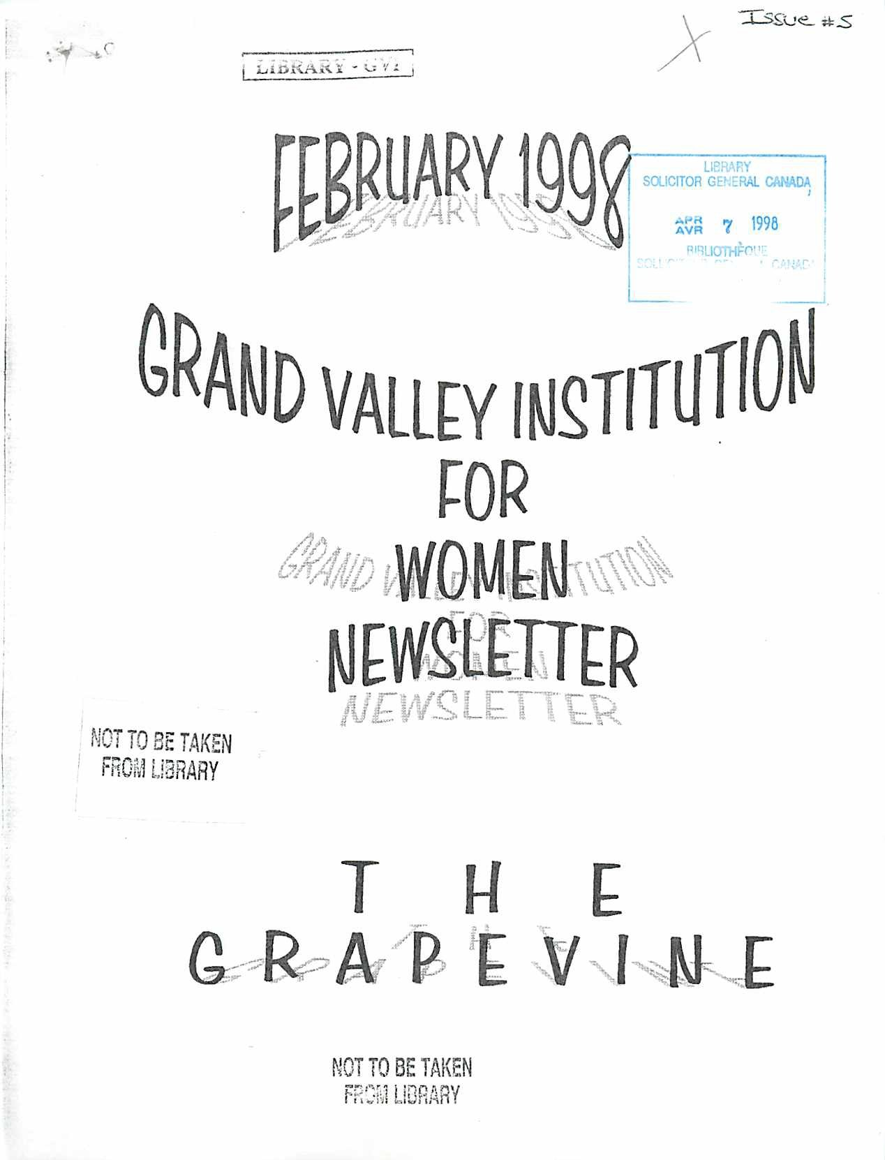 Read more about the article The Grapevine