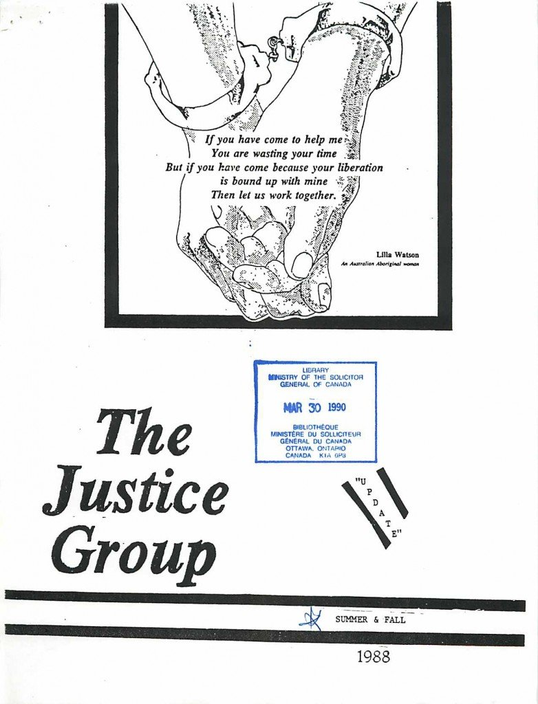 Read more about the article The Justice Group