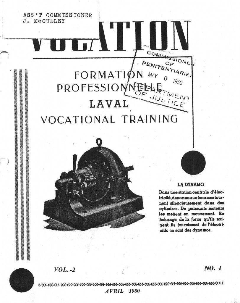 Read more about the article Vocation v.2(1)