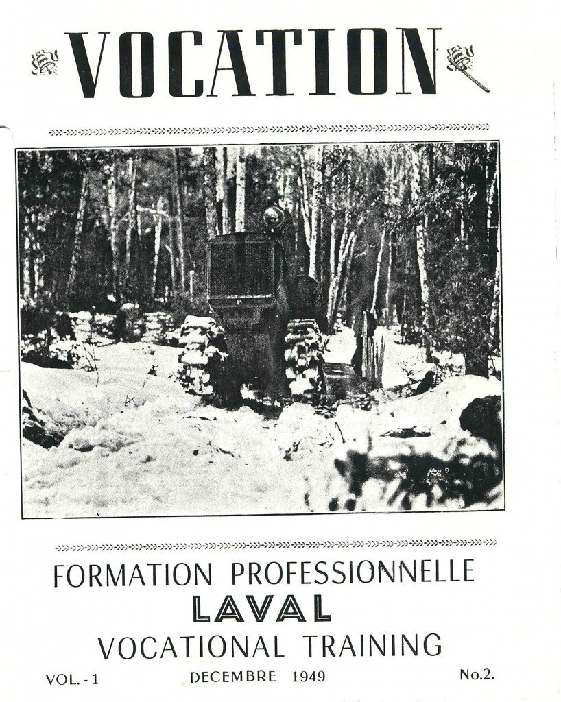 Read more about the article Vocation v1(2)