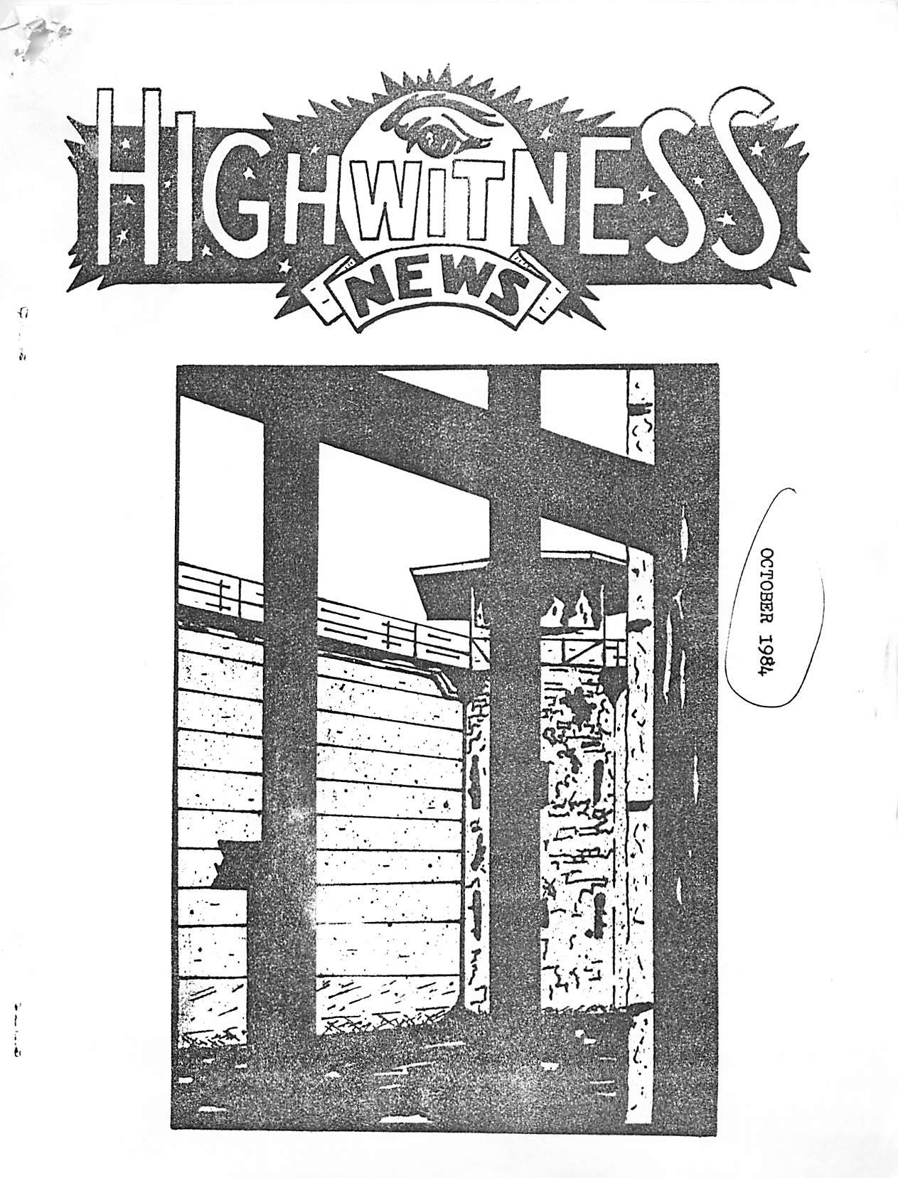 Read more about the article Highwitness News