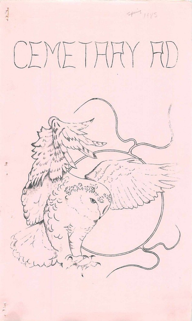 Read more about the article Cemetery Road – Spring 1985