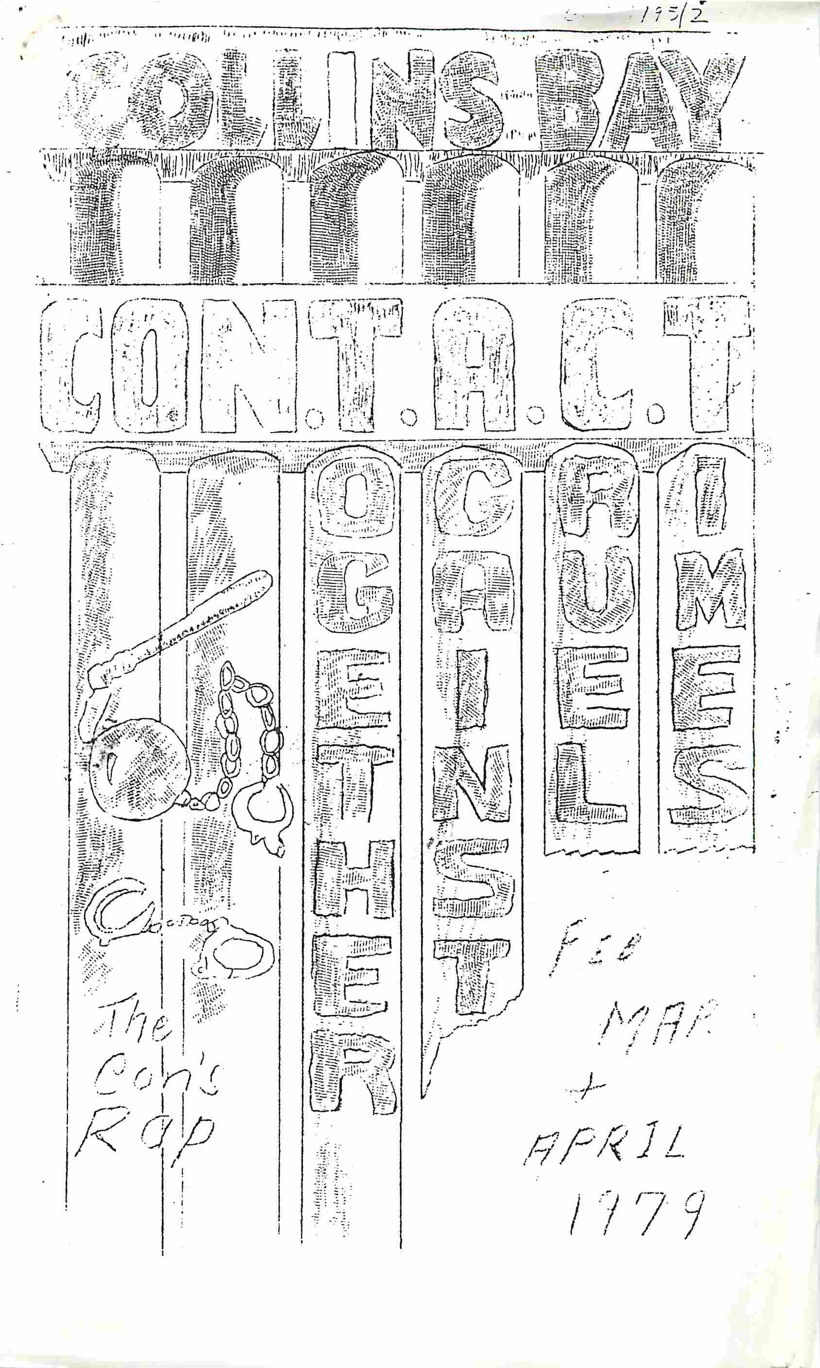 Read more about the article Con.T.A.C.T. – March/April 1979