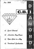 Read more about the article C.B. Diamond – November 1956