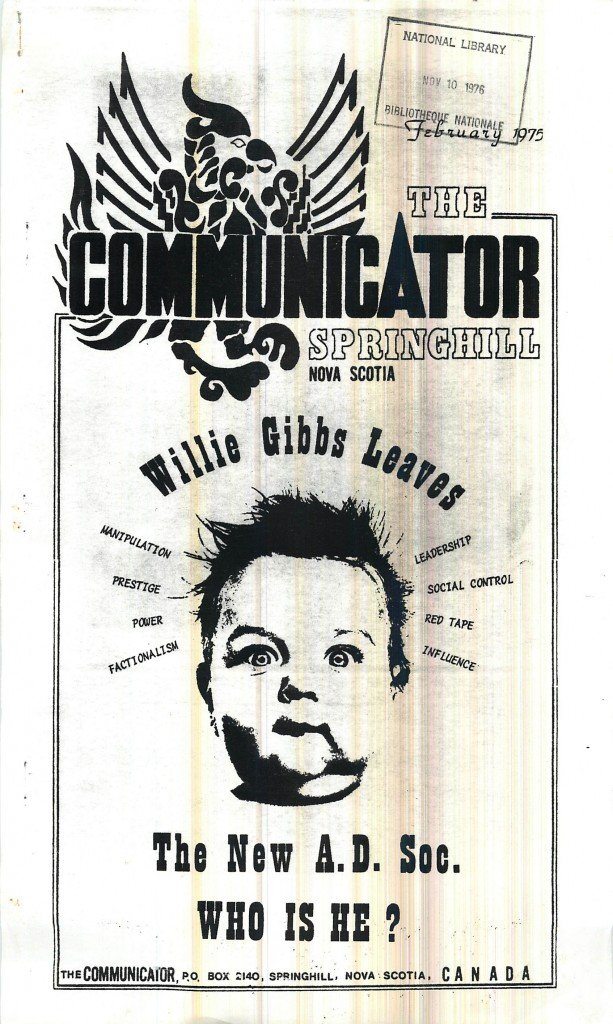 Read more about the article The Communicator – February 1975