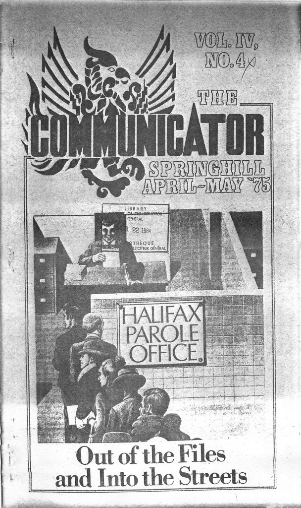 Read more about the article The Communicator – April/May 1975