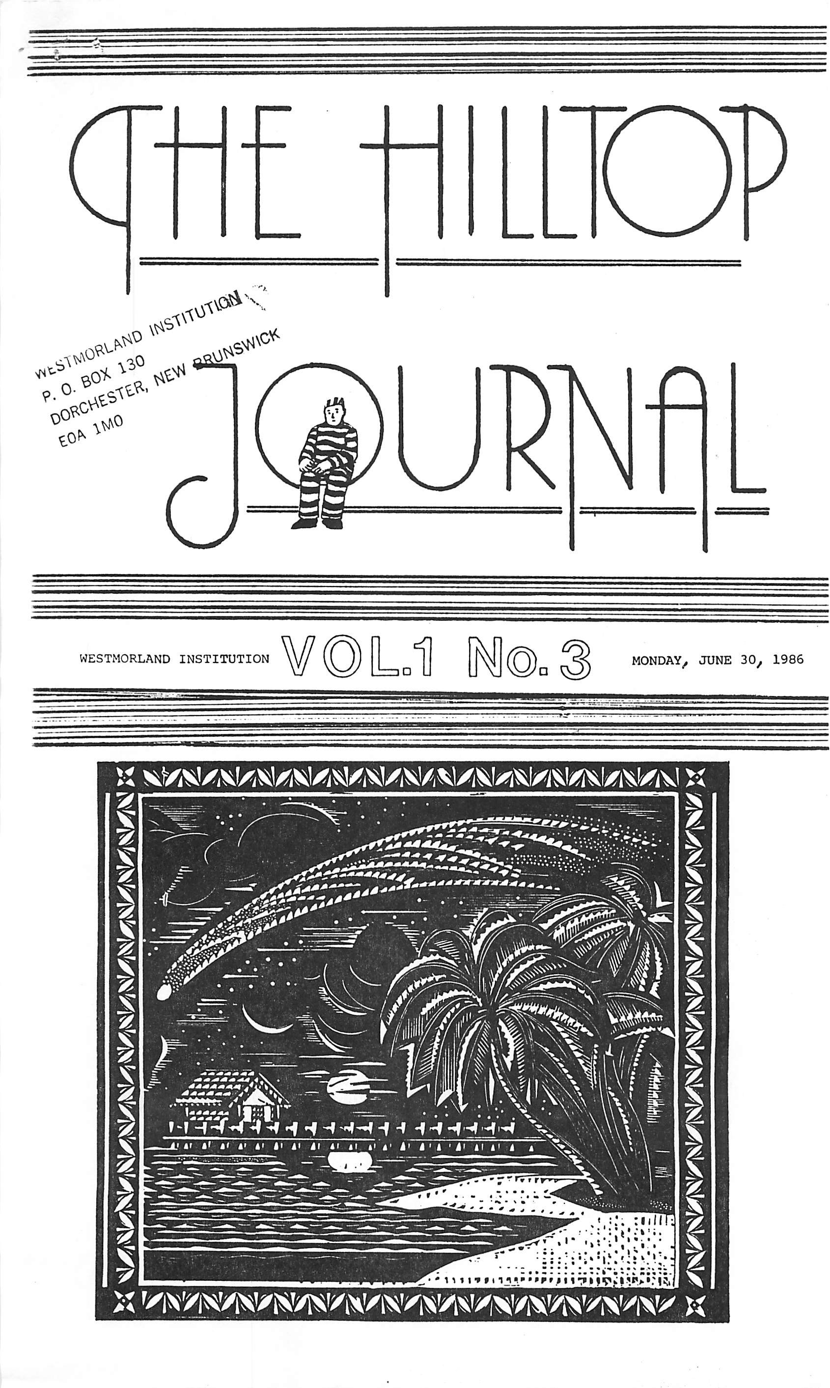 Read more about the article The Hilltop Journal