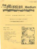 Read more about the article Mission Medium – July 1983