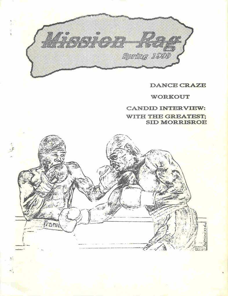 Read more about the article Mission Rag – Spring 1990