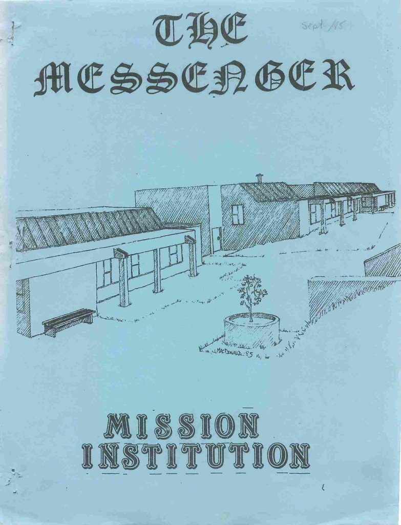 Read more about the article The Messenger – September 1985