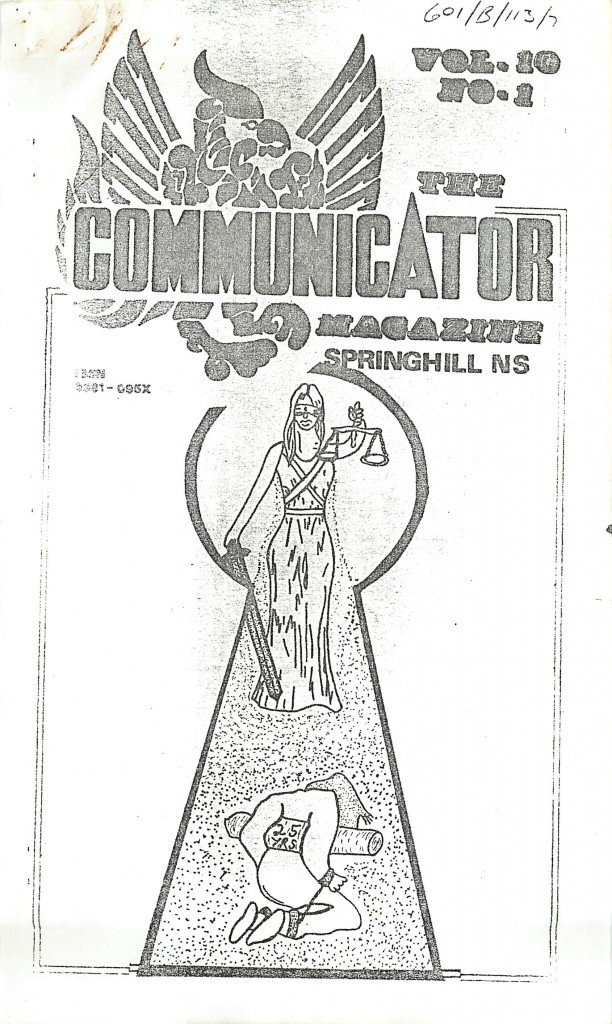 Read more about the article The Communicator v10(1)