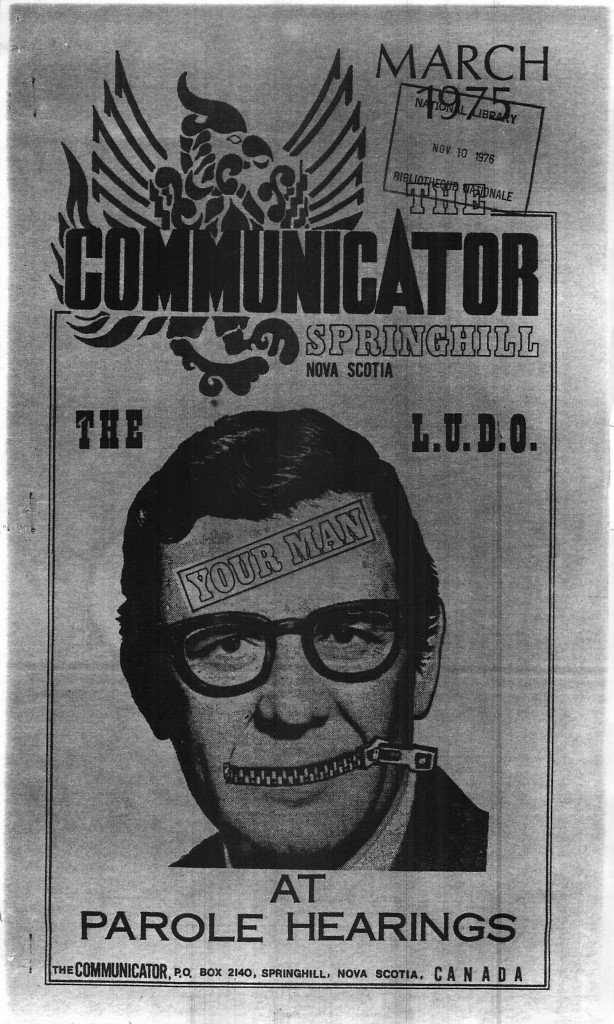 Read more about the article The Communicator – March 1975