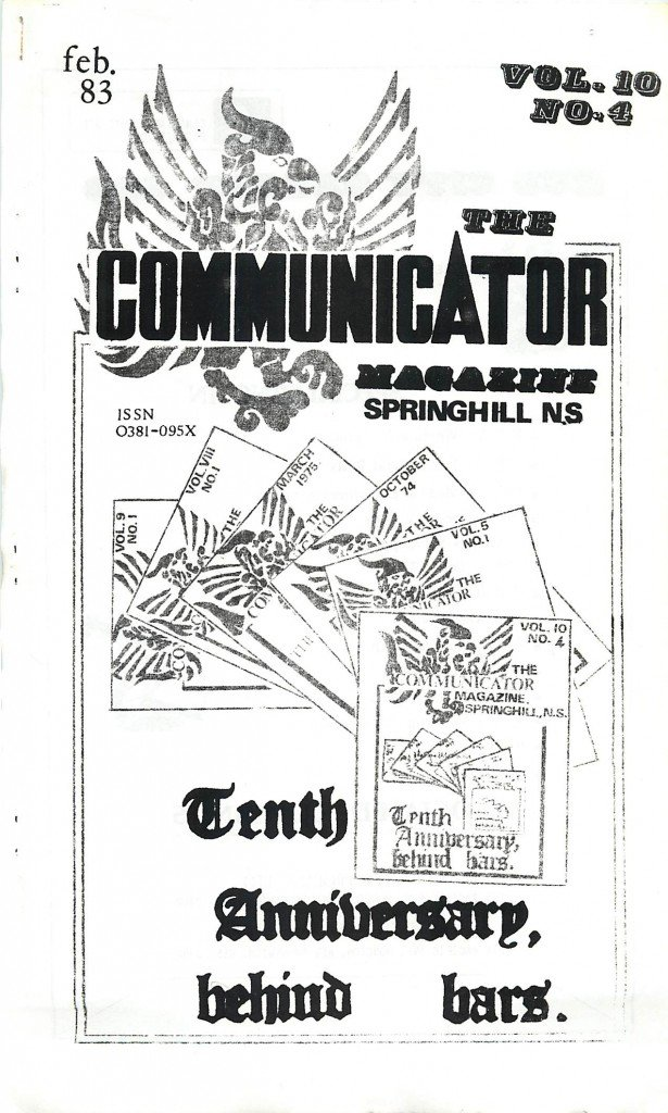 Read more about the article The Communicator v10(4)