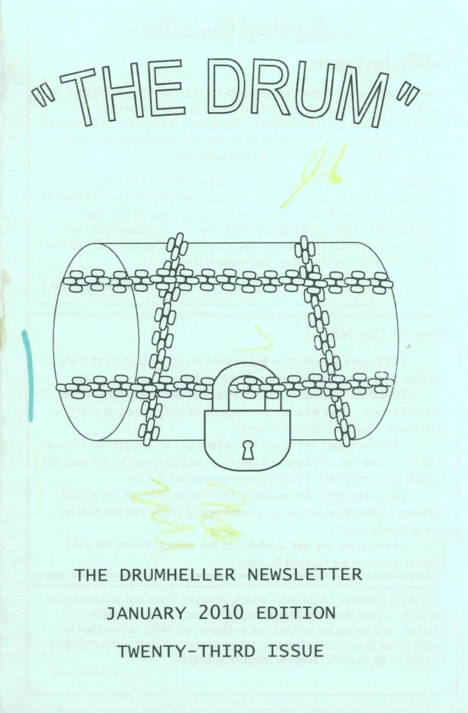 Read more about the article The Drum – January 2010
